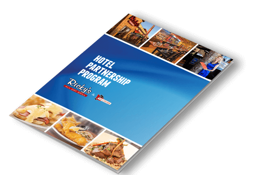 Hotel Partnership Program Brochure