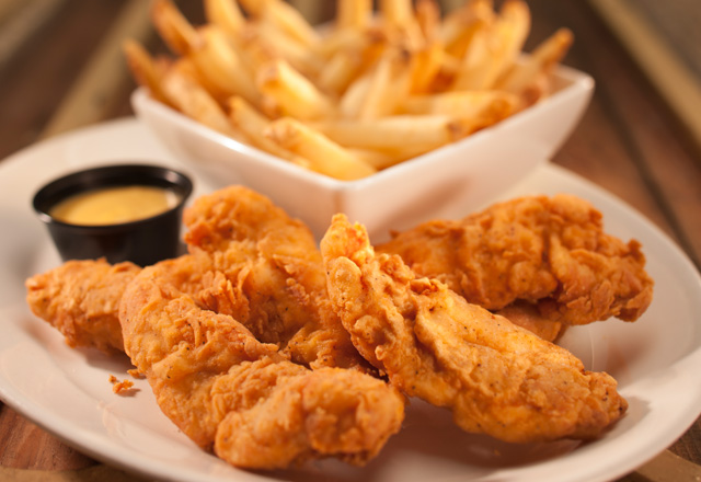 Southern-Style Chicken Tenders
