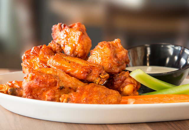 Big Buffalo-Style Wings
