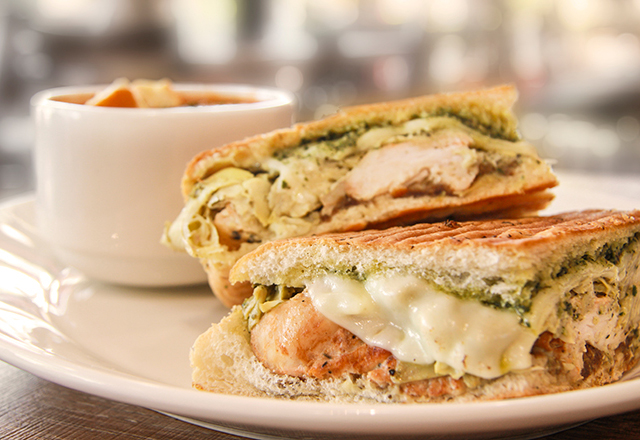 Chicken Pesto Artichoke