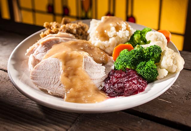Homestyle Slow Roasted Turkey