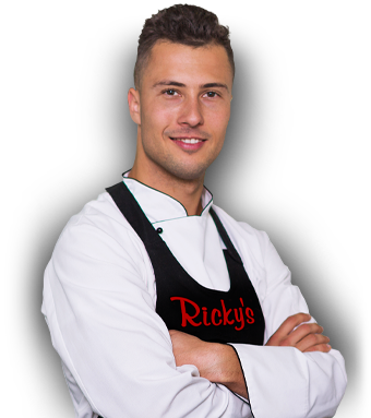 Image of Ricky's chef