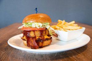 Bourbon BBQ Burger